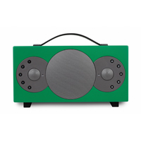 Tibo Sphere 2 Portable Stereo Speaker with Bluetooth & WiFi, Green