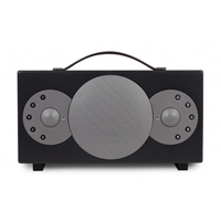 Tibo Sphere 4 Portable Stereo Speaker with Bluetooth & WiFi, Black