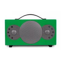 Tibo Sphere 4 Portable Stereo Speaker with Bluetooth & WiFi, Green