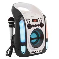 Mr. Entertainer Karaoke Machine with Light Show