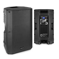"Vonyx VSA150S 15"" Bluetooth Active DJ Speaker Pair"