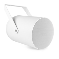 PD PSP6 Outdoor Projector Speaker, White