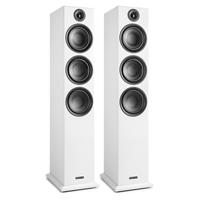 Floor Standing Tower Speakers - Fenton SHF80W White