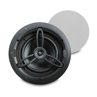 """Nuvo NV-2IC6 6.5"""" Ceiling Speakers, Pair"""