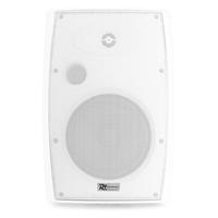 "8"" Wall Mountable Speaker - PD BF80TB In/Outdoor Speaker - White"