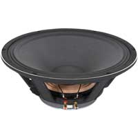 "QTX Sound 18"" Low Freq Speaker Driver 900W"
