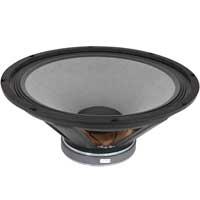 "QTX Sound 18"" Low Freq Speaker Driver 700W"