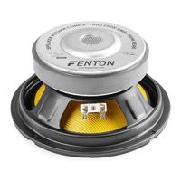 """Fenton 8"""" HiFi Woofer Kevlar Cone 250W, Set of 4"""