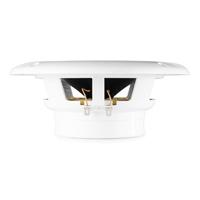 """Vonyx 6.5"""" White Waterproof Ceiling Speakers, Set of 6"""