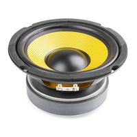 "Fenton  6.5"" HiFi Woofer Speaker Driver Cone"