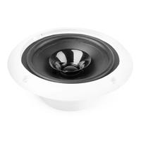 """Vonyx Marine Waterproof 5"""" Ceiling Speakers Pair with AV-360 Amplifier"""