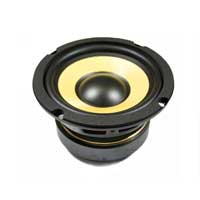 "QTX Sound 5.25"" Woofer Speaker Driver 200W"