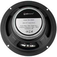 "QTX Sound 8"" Passive Speaker Driver 150W"