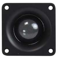 Monacor DT-28N 28mm Hi-Fi Dome Tweeter 100W