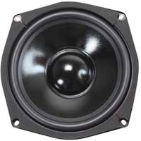 "Monacor SP-M205 8"" Woofer Mid Range Speaker Driver 150W"