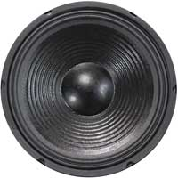Monacor SP-302PA 12 Inch Woofer Speaker Driver 200W