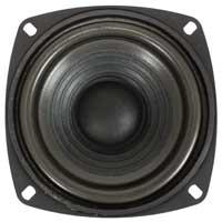"Monacor SP-60/8 4"" Mid Range Speaker Driver 60W"