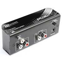 Power Dynamics PDX010 Phono Preamplifier