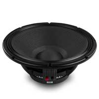 Power Dynamics PD18C Pro Woofer Aluminium 18 Inch 2000W