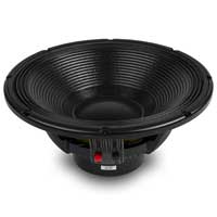 Power Dynamics PD15NW Woofer 15 Inch Neodymium 1600W
