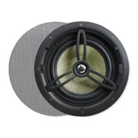 """NUVO Series Six 8"""" In Ceiling Speakers - Pair"""