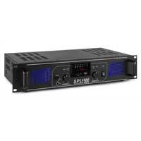 Skytec MP3 USB/SD DJ Disco PA Amplifier 1500W