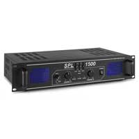 Skytec SPL-1500 2-Channel Power Amplifier