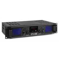 Skytec SPL-1000MP3 2 Channel Power Amplifier