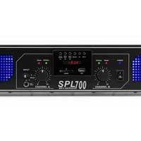 Skytec MP3 USB/SD DJ Disco PA Amplifier 700W