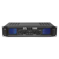 Skytec SPL-1000 2 Channel Power Amplifier