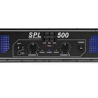 Skytec SPL-500 2-Channel Power Amplifier