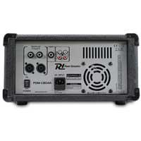 Power Dynamics 4-Channel Amplifier Mixer 800W