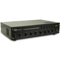 Power Dynamics PDV060Z PA 100V Line 4/8 Ohms Amplifier 60W