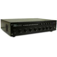 Power Dynamics PDV120Z PA 100V Line 4/8 Ohms Amplifier 120W
