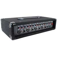Pulse 4 Channel PA Mixer Amplifier 2x 100W