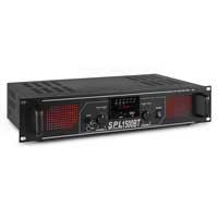 Skytec SPL-1500BT 2-Channel Bluetooth Power Amplifier