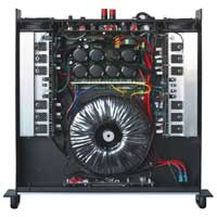Power Dynamics PDA-B2500 Pro Power Amplifier