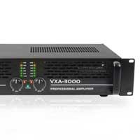 Vonyx VXA-3000 MKII 2 Channel Power Amplifier