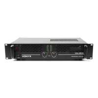 Vonyx VXA-1200 - 1200w Professional Power Amplifier