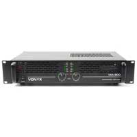 Vonyx VXA-800 PA Power Amplifier 2 x 400W