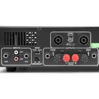 Vonyx VXA-800 2-Channel Power Amplifier