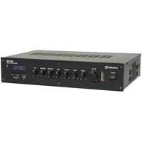 Adastra RM120B 100V Line 5-Ch Mixer Amplifier with Bluetooth USB FM