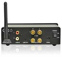 AV-LINK STA40-BT Mini Wireless Bluetooth NFC Stereo Amplifier with Remote Control
