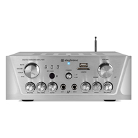 Skytronic AV420S HiFi Stereo Amplifier MP3 FM USB SD with Remote Control