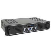 Skytec SKY-240B Black DJ Disco House Party Amp PA Power Amplifier 2x 120W