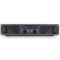 Skytec SKY-240B Black DJ Disco House Party Amp PA Power Amplifier 2x 120W