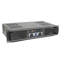 Skytec SKY-480B Black DJ Disco House Party Amp PA Power Amplifier 2x 240W