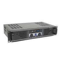 Skytec SKY-600B Black DJ Disco House Party Amp PA Power Amplifier 2x 300W
