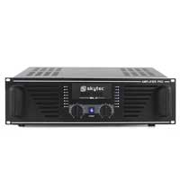 Skytec SKY-1000B Black DJ Disco House Party Amp PA Power Amplifier 2x 500W