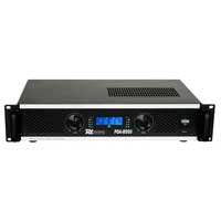 PDA-B500 Professional Amplifier High Output PA DJ Club Disco Bridgable Amp 500W